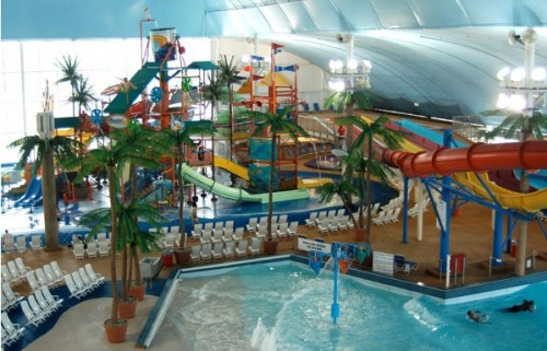 8 Cool Indoor Waterpark Hotels World Traveled Family