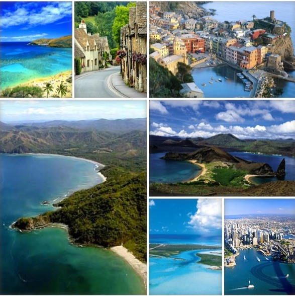 Most Popular Vacation Spots In The World: Top 10 Family Travel Destinations For 2011