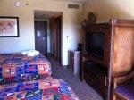 Animal Kingdom Lodge - room
