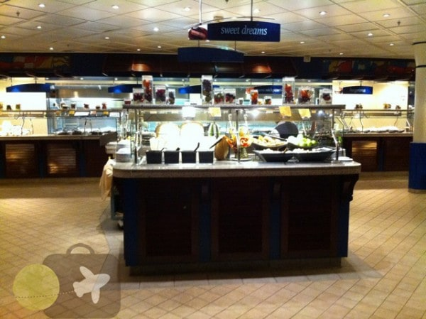 The Windjammer buffet - Freedom of The Seas 2