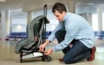 Britax Car Seat Travel Cart - install