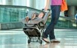 Britax Car Seat Travel Cart - lifestyle