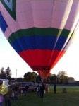 Sundance Balloon ride - getting ready