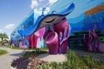 "Disney's Art of Animation Resort ""Finding Nemo"" Wing Exterior"