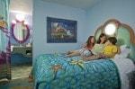 "Disney's Art of Animation Resort ""The Little Mermaid"" Standard Room"