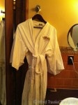 Roycroft Inn - bathroom robes