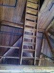 Roycroft Inn -office ladder