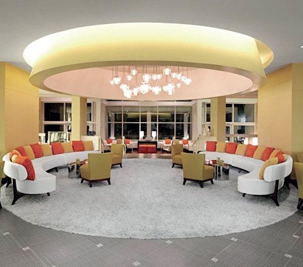 Hilton Ft. Lauderdale Marina - lobby