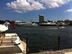 Hilton Ft. Lauderdale Marina - marina view