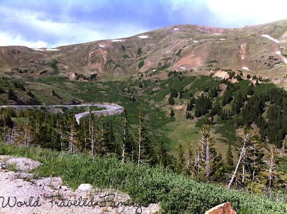 Loveland Pass Colorado 5