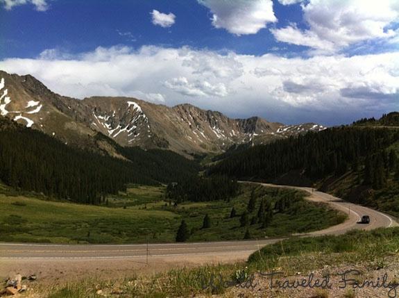Loveland Pass Colorado 6