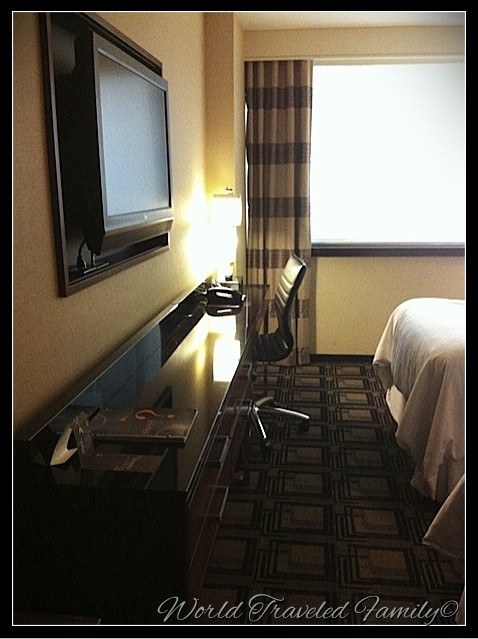 Sheraton New York Times Square Hotel - work space-1