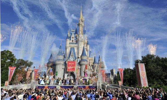Walt Disney World Fantasyland celebrations