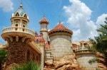 Walt Disney World Fantasyland - enchanted tales of Belle
