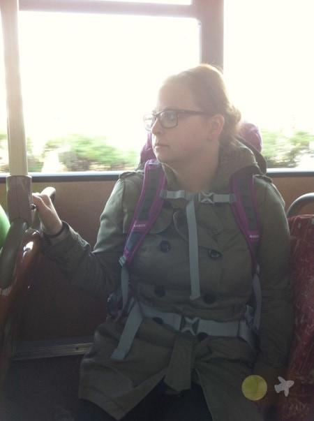 Kelty womens rally 45 bus