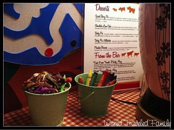 Lynns Paradise Cafe - dessert menu