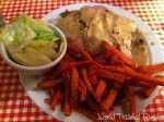 Lynns Paradise Cafe - turkey dinner