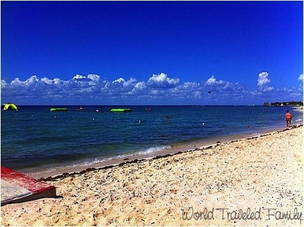 Playa Mia Beach Club Cozumel - beach