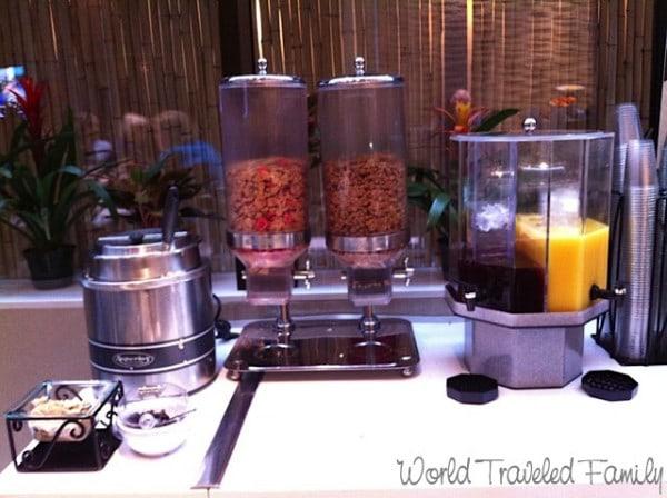 Staybridge Suites Times Square - breakfast