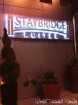 Staybridge Suites Times Square - front door