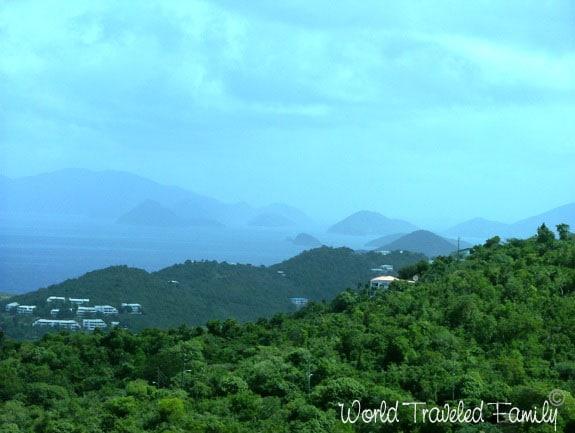 Top of the island St. Thomas USVI