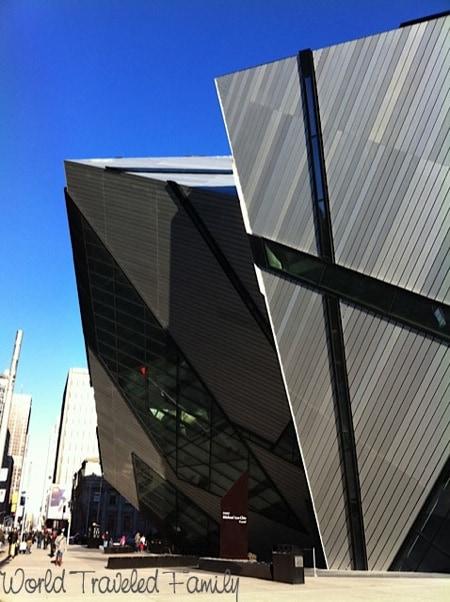 Royal Ontario Museum - exterior