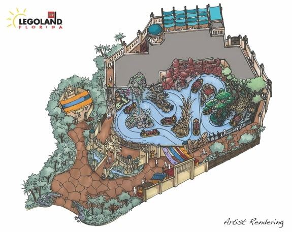 World of Chima Legoland - Overview