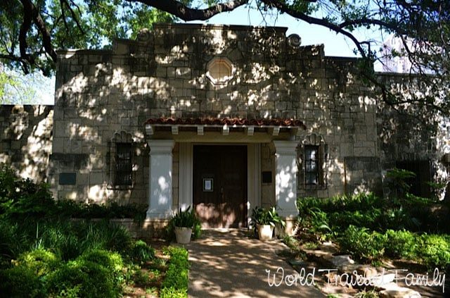 Daughters of the Republic of Texas Library at the Alamo