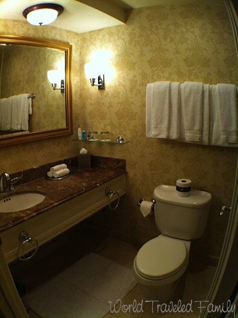 Omni La Mansion del Rio - bathroom
