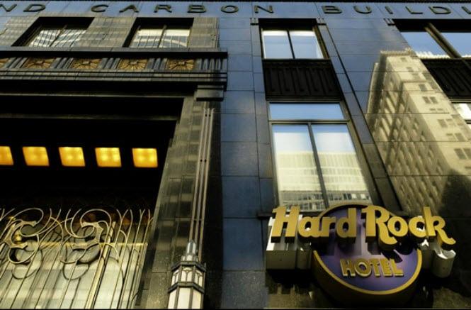 Hard Rock Hotel Chicago