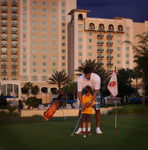 omni orlando resort at championsgate par 3 golf