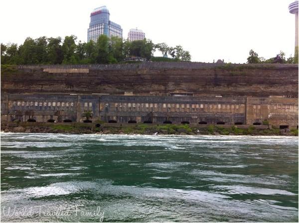 Niagara Power plant Niagara Falls
