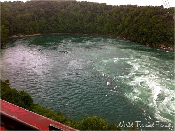 View from Whirlpool Aero Car