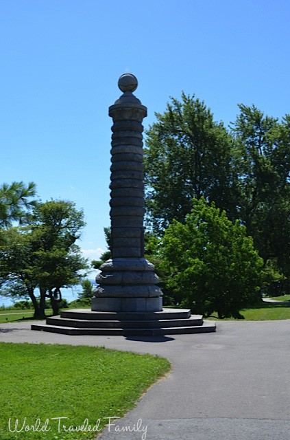 Old Fort Erie monument