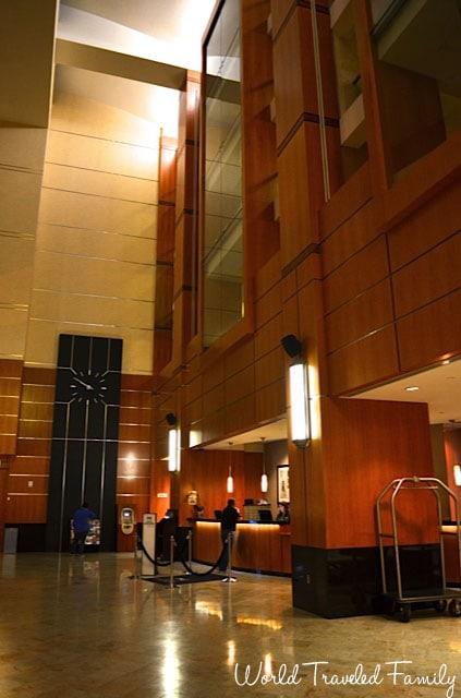 Embassy Suites Washington, DC - lobby
