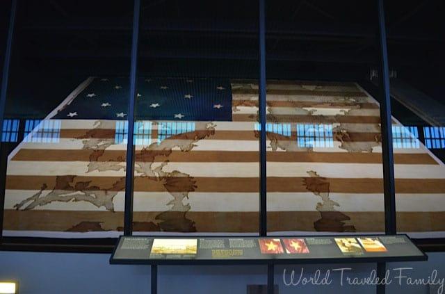 Old Fort Niagara - Garrison Flag
