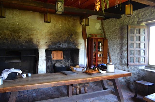 Old Fort Niagara - Guard Room