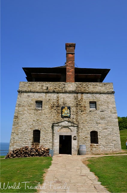 Old Fort Niagara - North Redoubt