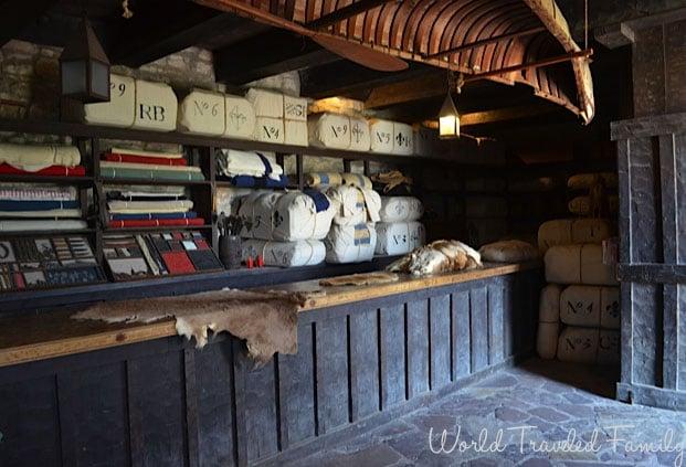 Old Fort Niagara - Trading post
