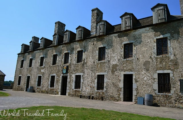 Old Fort Niagara - the French Castle