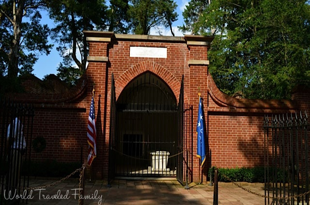 George Washington's Mount Vernon - final resting place