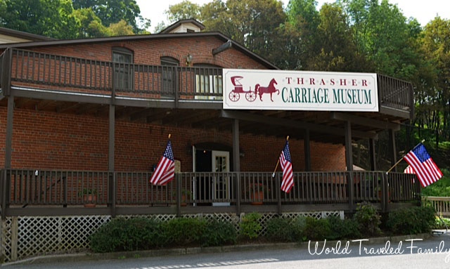 Thrasher Carriage Museum