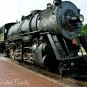 Western Maryland Scenic Railroad - 1916 Baldwin