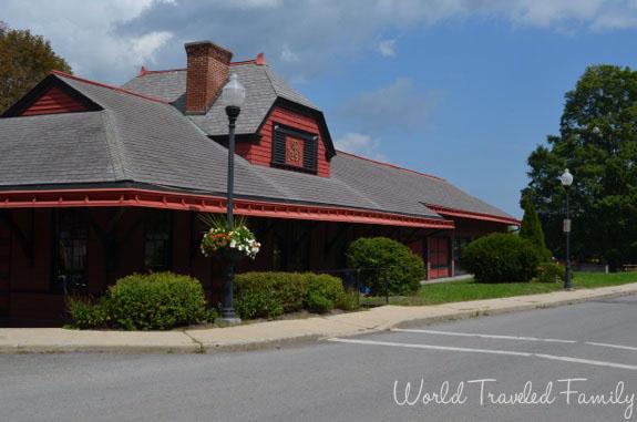 Western Maryland Scenic Railroad - frostburg