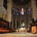 The Cathedral Church Of Saint John the Divine - choir and altar