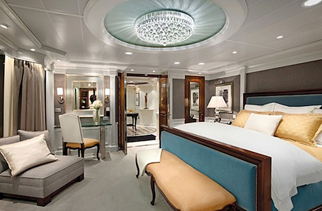 oceania cruise owners suites