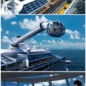 Anthem of the Seas, North Star will offer guests awe-inspiring 360-degree views of ocean vistas and exciting destinations