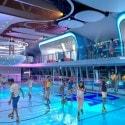 Anthem of the Seas Seaplex - dancing