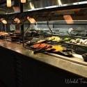 Freedom of the Seas - jade buffet dinner
