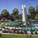 Loews Cabana Bay Hotel - pool area